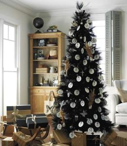 black-christmas-tree-decorating-ideas-3