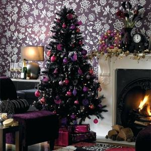 black-xmas-tree-black-tree-with-style-black-xmas-tree-decoration-ideas