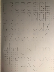 A few examples of my lettering