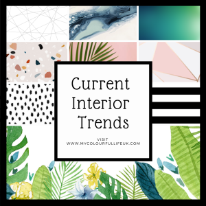 current interior trends - spring 2019