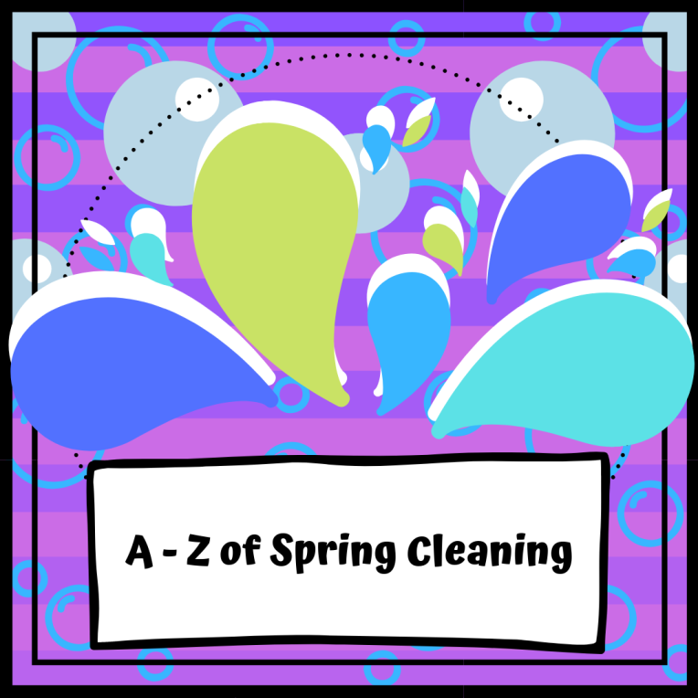 A - Z of Spring Cleaning(1)