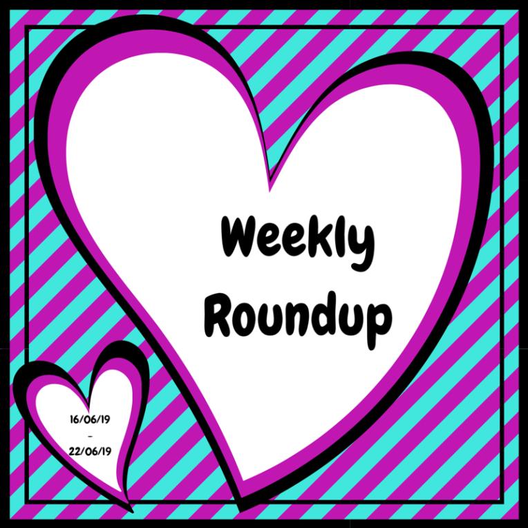 weekly roundup 120519 - 180519