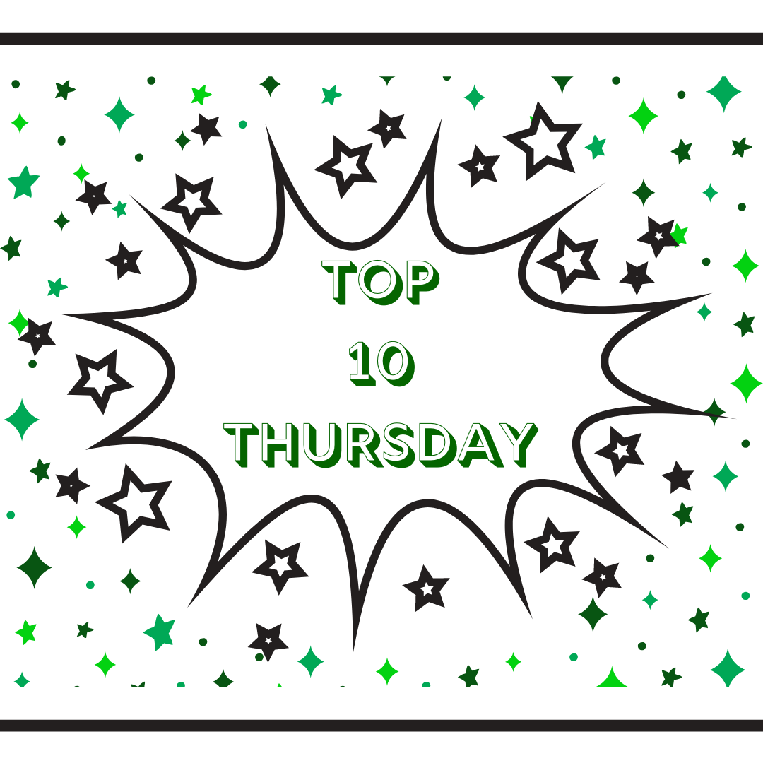 Top 10 Thursday
